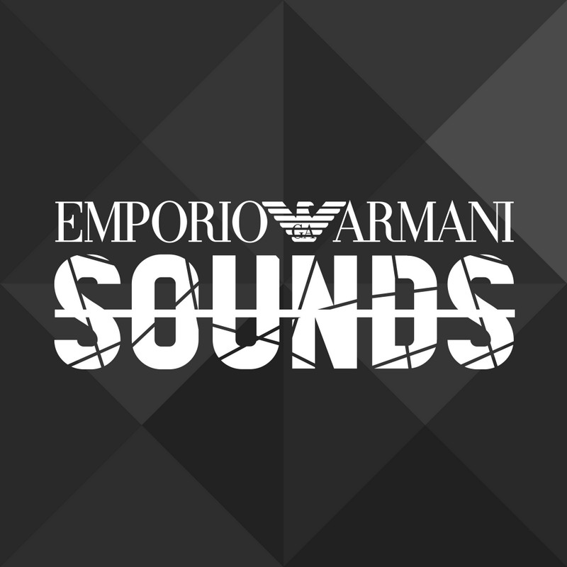 emporio armani sounds app 2015
