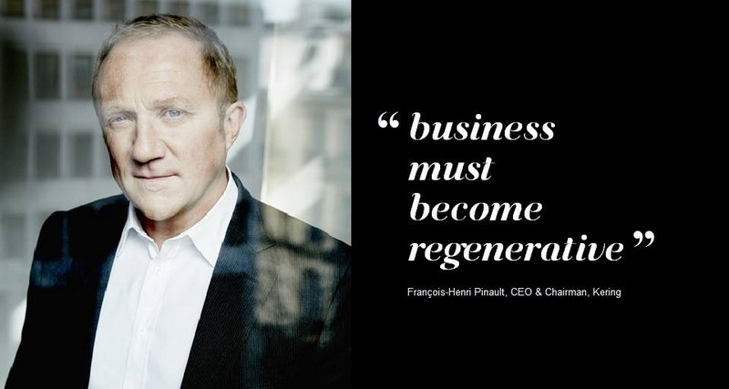 f pinault business quote 2015