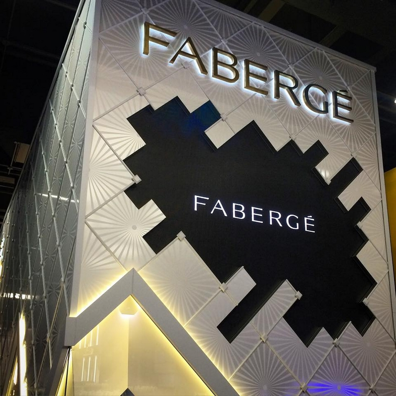 faberge booth 2015