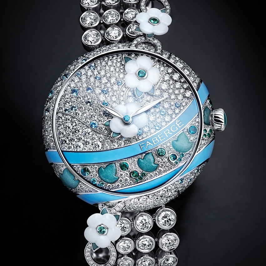 faberge summer in provence watch 2015