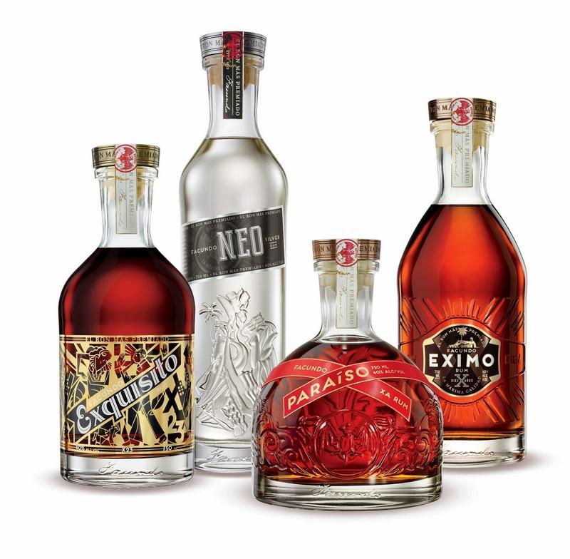 facundo rum collection bacardi
