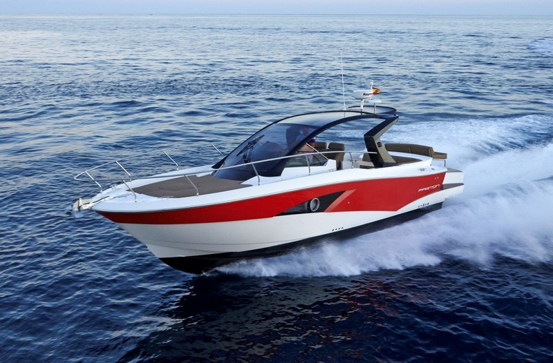 faeton-formentera-f-36 boat-