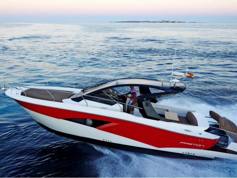 faeton-formentera-f-36 boat