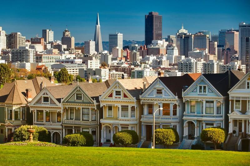 famous San Francisco homes