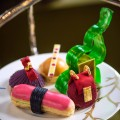 fashion-themed traditional afternoon tea inspired by Chloe