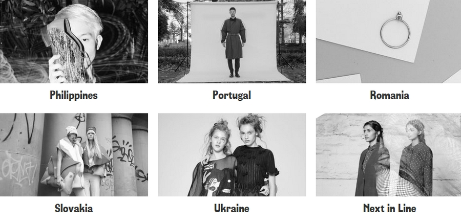 fashion utopias2016 Sommerset House London -February 2016-events-Romania