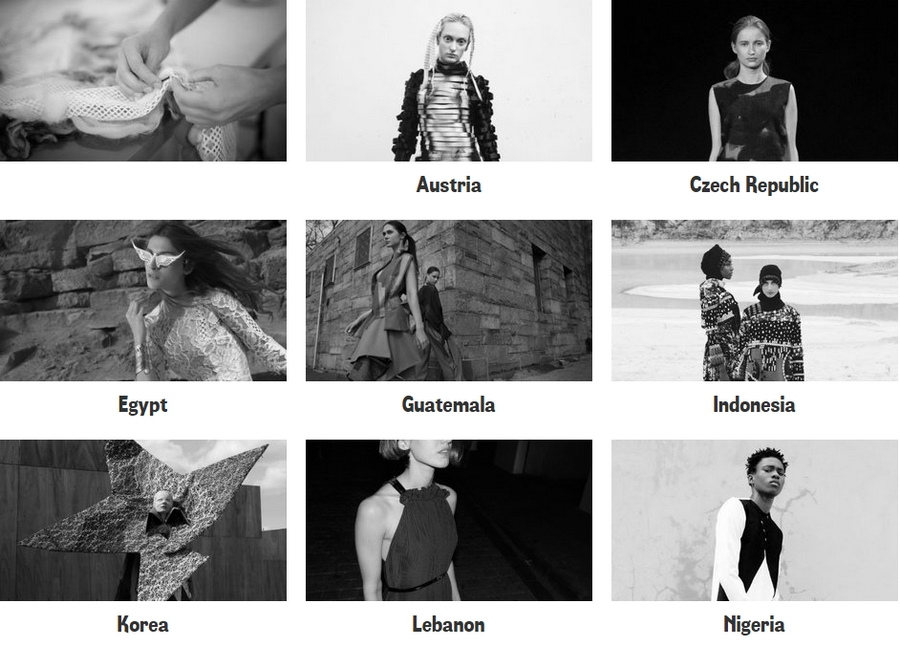 fashion utopias2016 Sommerset House London -February 2016-events