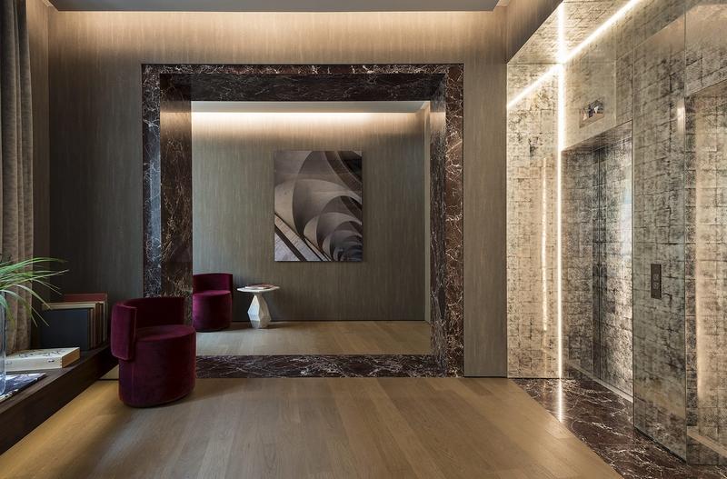 fendi private suite palazzo fendi rome-