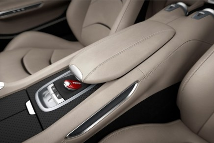 Ferrari GTC4Lusso. For drivers who demand exceptional power but refuse to compromise on in-car comfort
