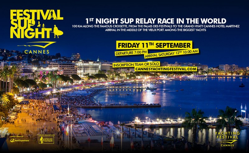 festival sup night cannes