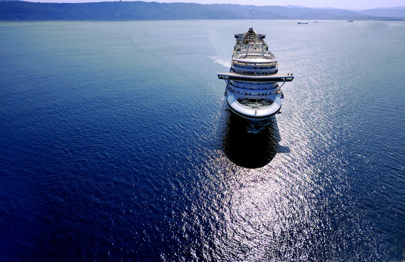 fincantieri group-Chinese cruise industry supported by Fincantieri--