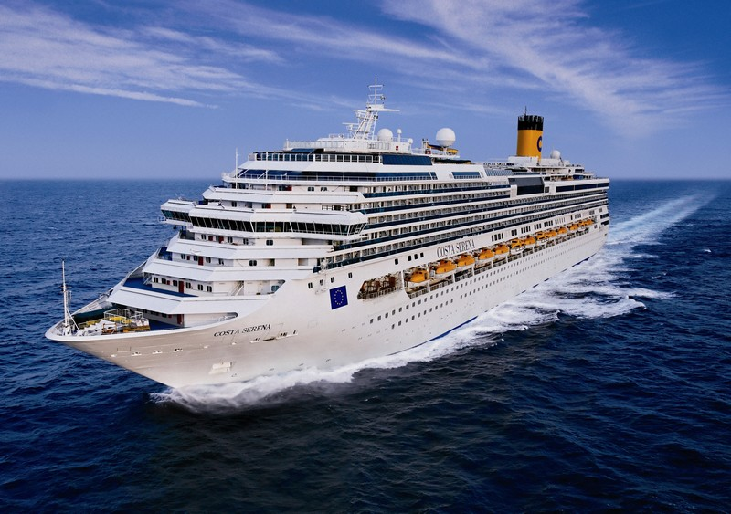 fincantieri group-Chinese cruise industry supported by Fincantieri-2016