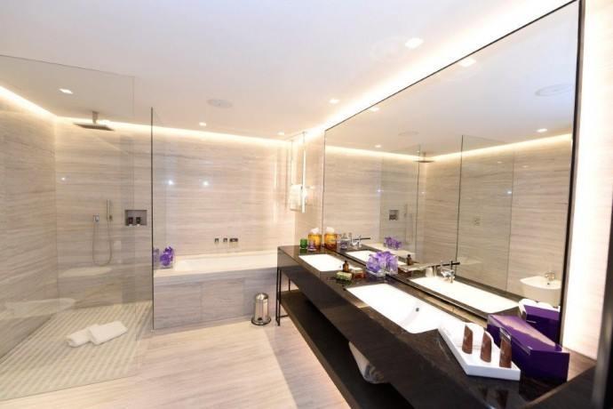 first Hublot Suite opens at Zurich's Atlantis Hotel 2015 December-