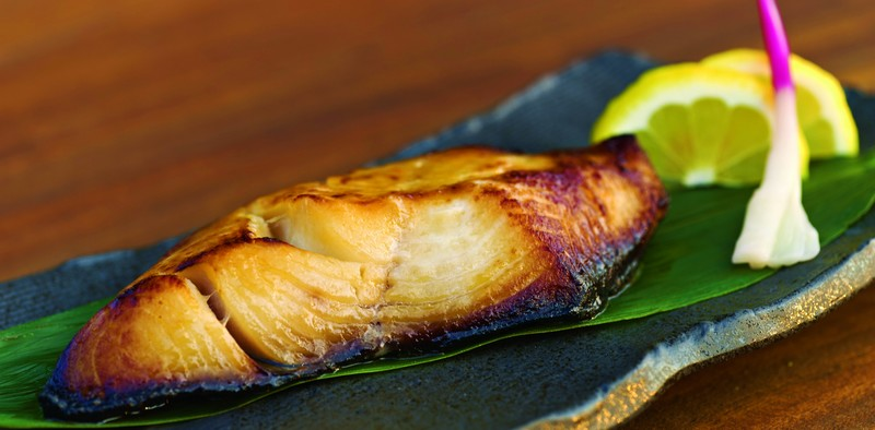 first Matsuhisa restaurant in France opened at Le Royal Monceau palace