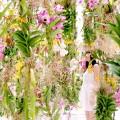 floating flower garden teamlab expo 2015