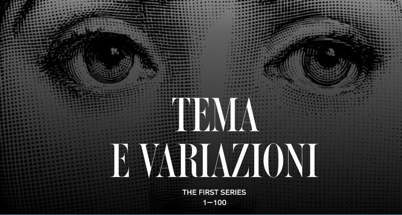fornasetti tema i variazioni book-2016