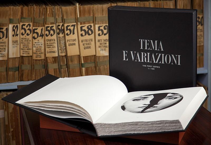 fornasetti tema i variazioni book