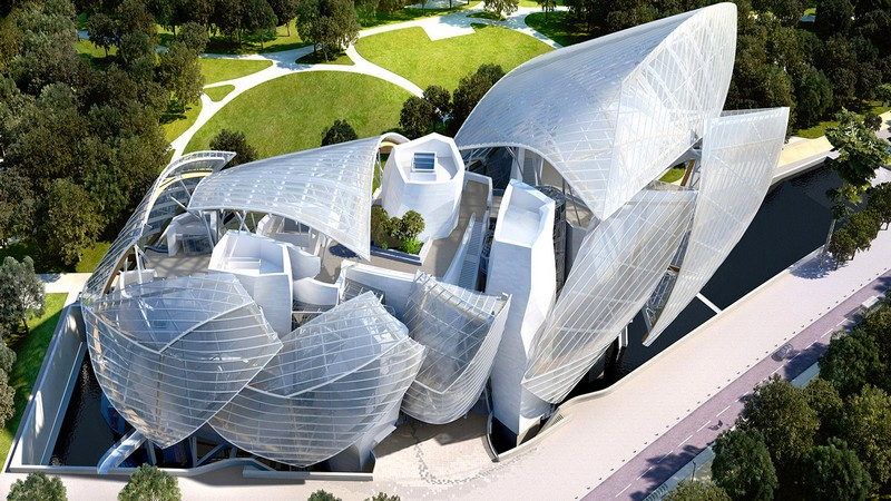 frankgehry major retrospective -at-lacma-fondation louis vuitton