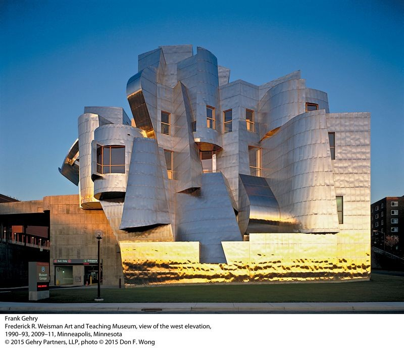 frankgehry major retrospective -at-lacma-frank-gehry-weisman-art-and-teaching-museum