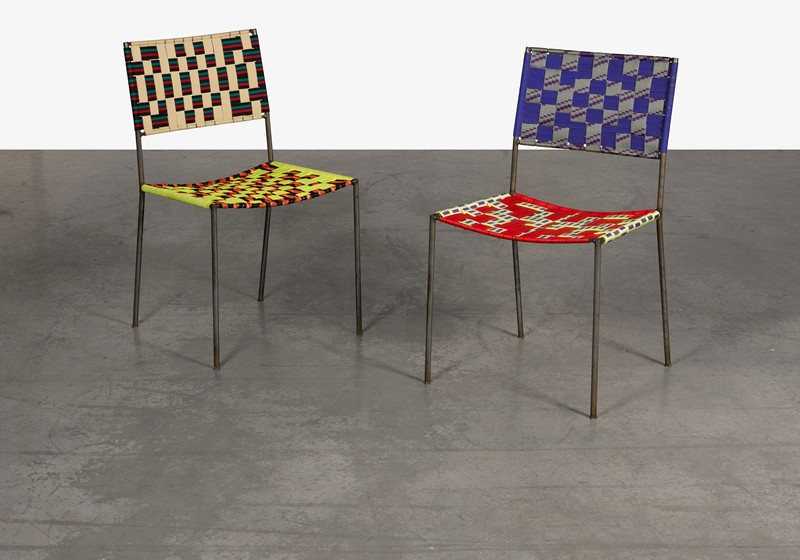 franz-west-two-onkelstuhle-uncle-chairs