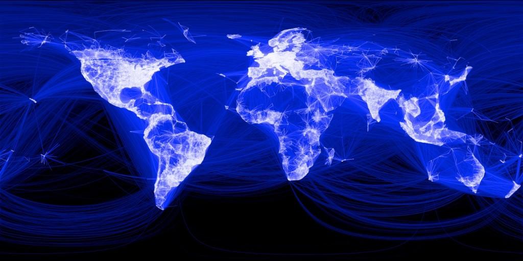 friendship across the globe