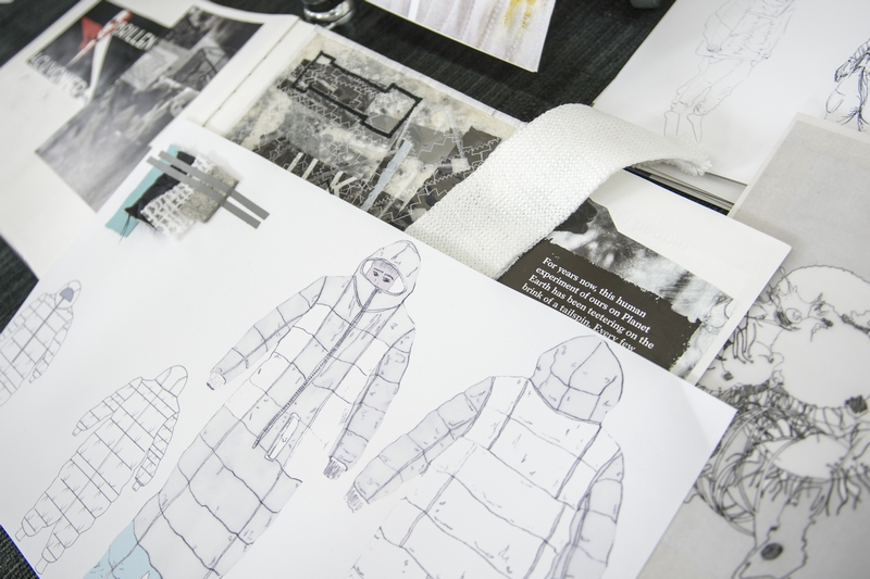 future of fashion ESA - design_sketch