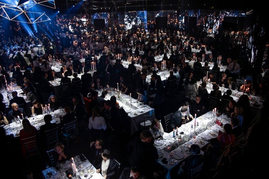 gala evening in the Swarovski Crystal Worlds