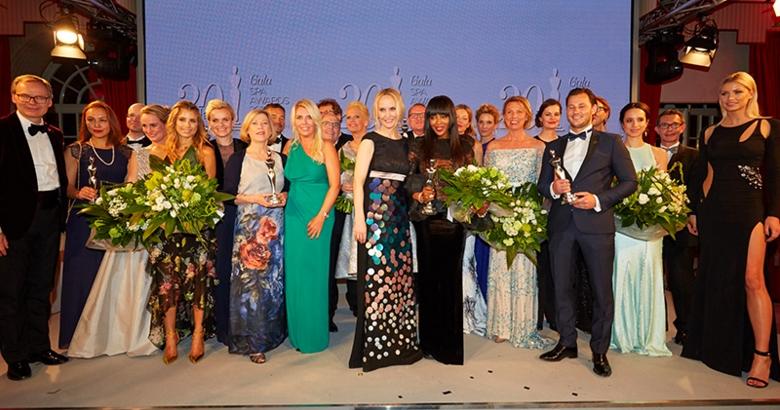gala spa awards 2016 group photo