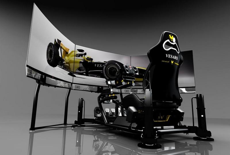 gaming simulator