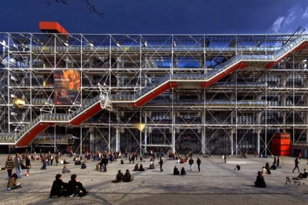 Pompidou Centre: a 70s French radical that's never gone out of fashion