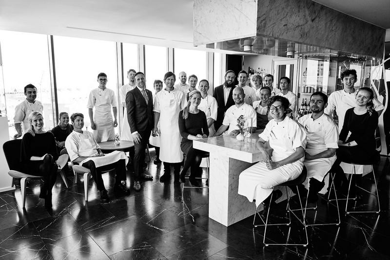geranium restaurant copenhagen team