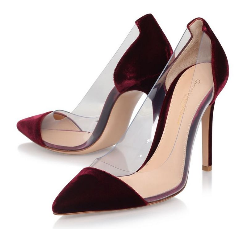 gianvito rossi 2016 collection Calabria court shoe Fall Winter