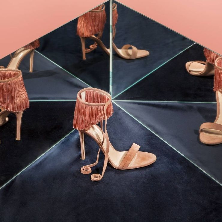 gianvito rossi 2016 collection Olivia sandals