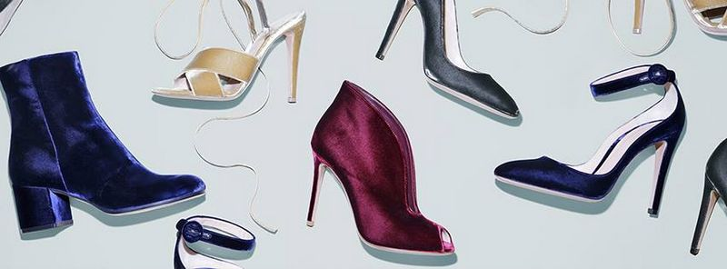 gianvito rossi 2016 fall winter collection rich velvets
