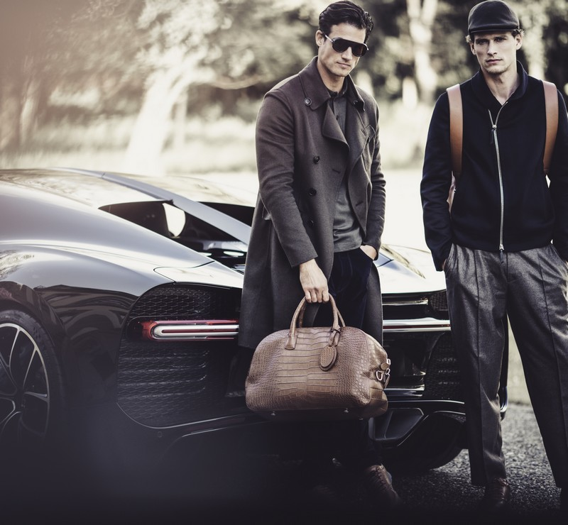giorgio armani for bugatti-2016 capsule collection-
