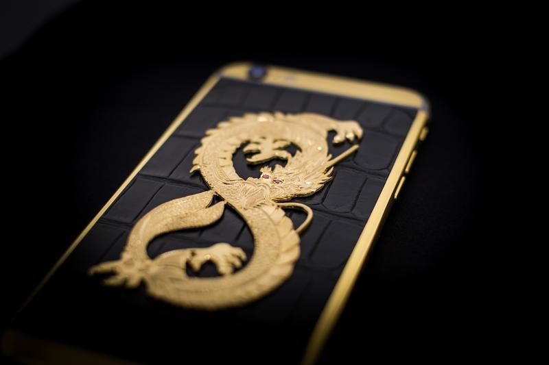 golden dreams luxury iphone6 -Masterpieces