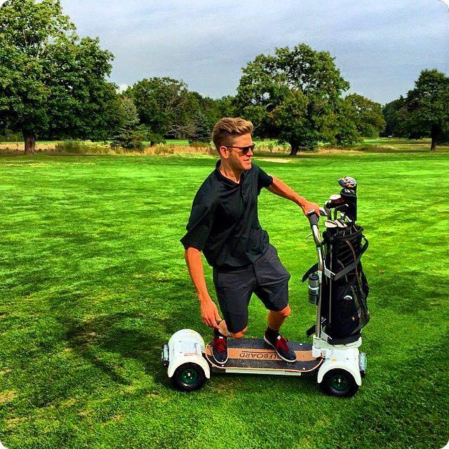 golfboard 2015 model---