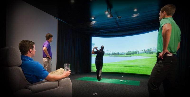 golfsimulation