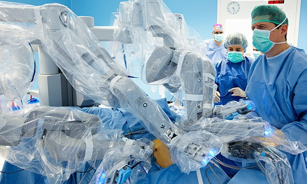google surgical robots