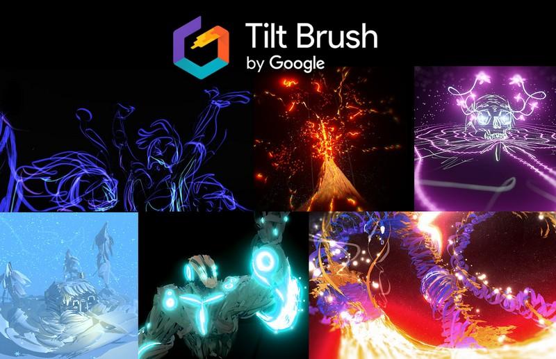 google tilt brush - 2luxury2com