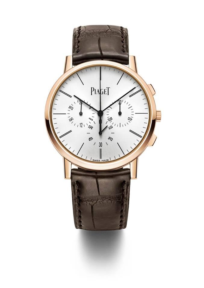 gphg 2015-Chronograph Watch Prize Piaget Altiplano Chrono