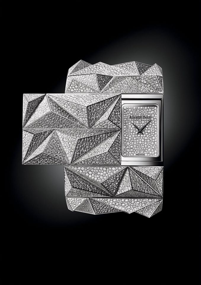 gphg 2015-Jewellery Watch Prize  Audemars Piguet Diamond Punk — at Grand Théâtre de Genève.