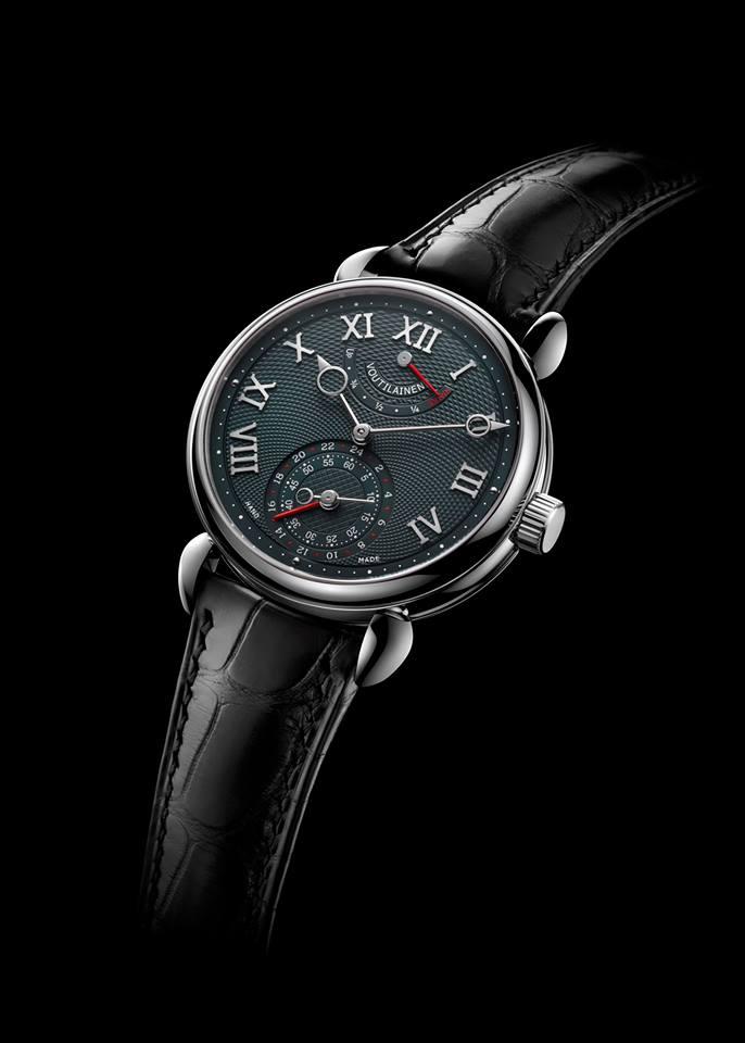 gphg 2015-Men's Watch Prize - Voutilainen Voutilainen GMR