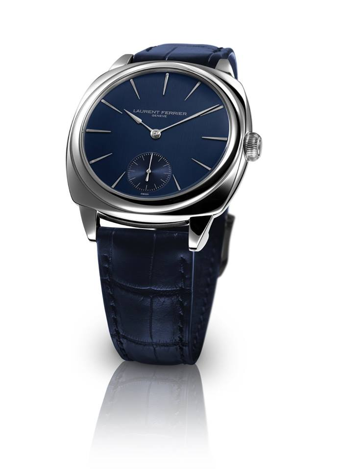 gphg 2015- the winners-Horological Revelation Prize Laurent Ferrier Galet Square