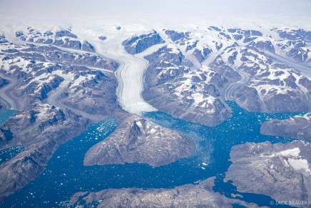 Collapsing Greenland glacier could raise sea levels by half a metre, say scientists