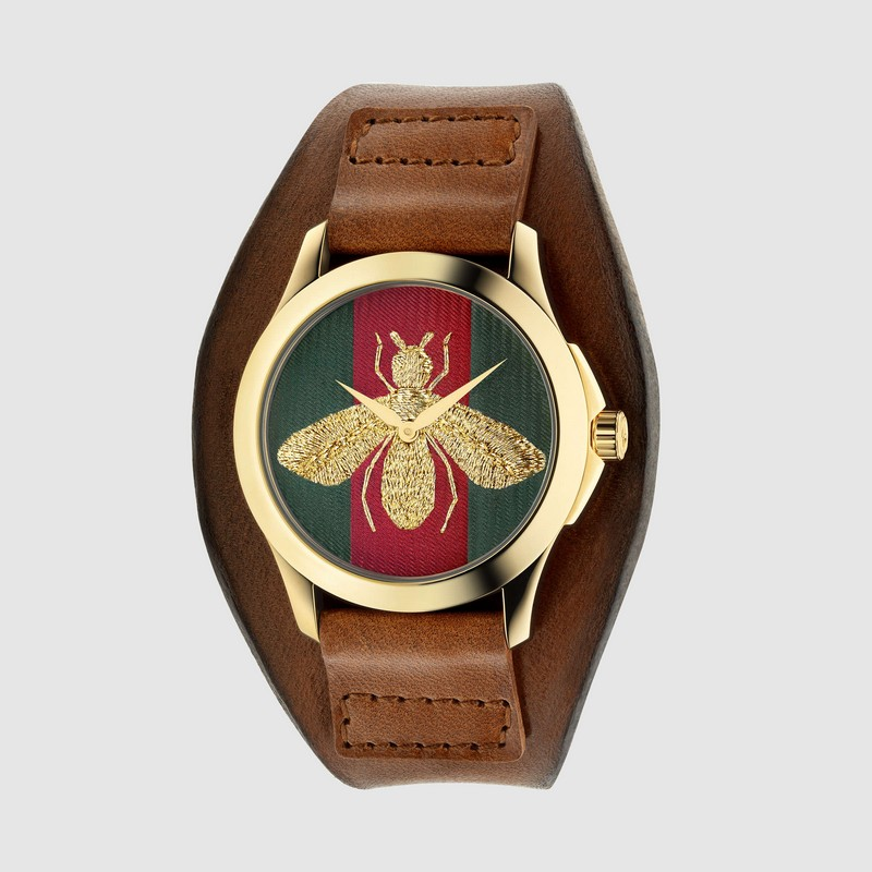 gucci bee watch