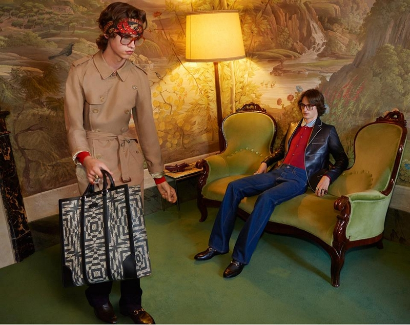 gucci cruise 2016 collection-