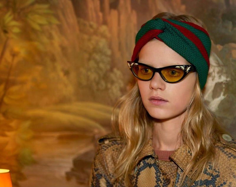 gucci cruise 2016 collection--
