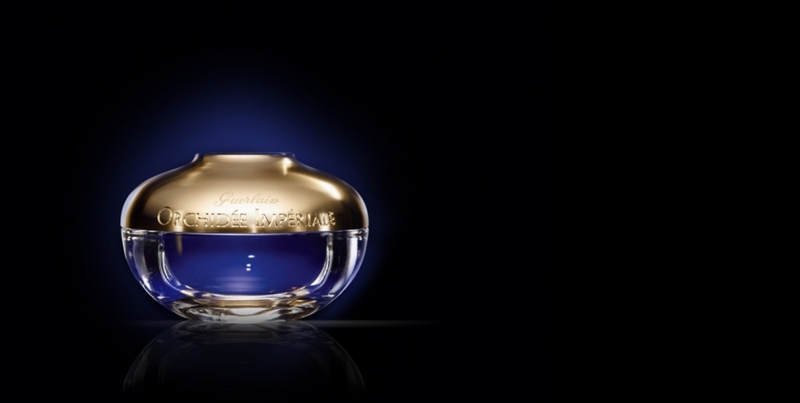 guerlain orchidarium research-orchidee imperiale