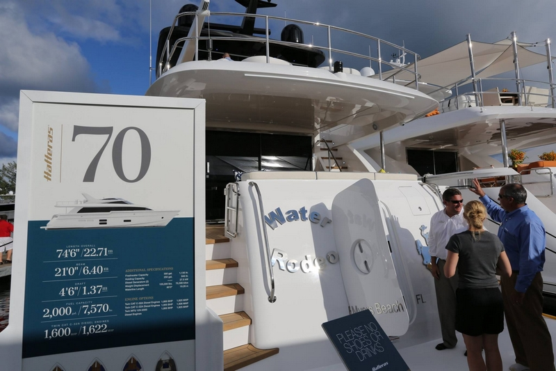 hatteras yachts-